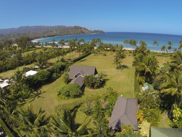 Julia Roberts' new Hawaiian home