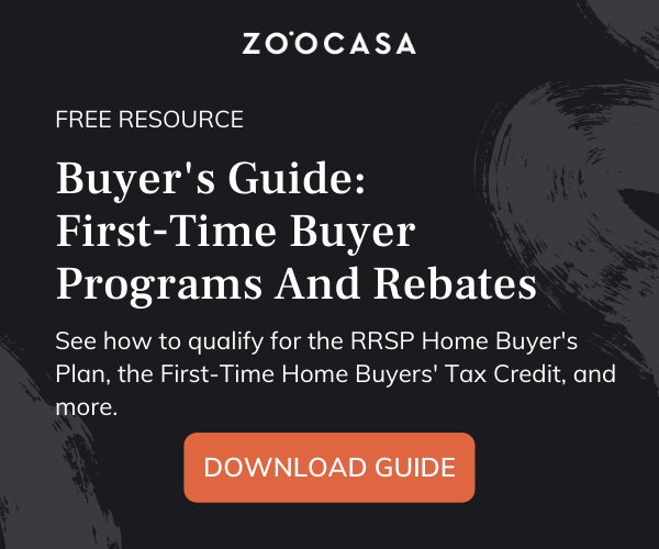 first-time home buyer programs and rebates